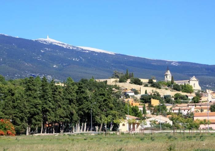 Le village de Bédoin