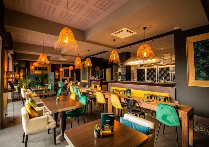 Restaurant Le Safari Carpentras Menu
