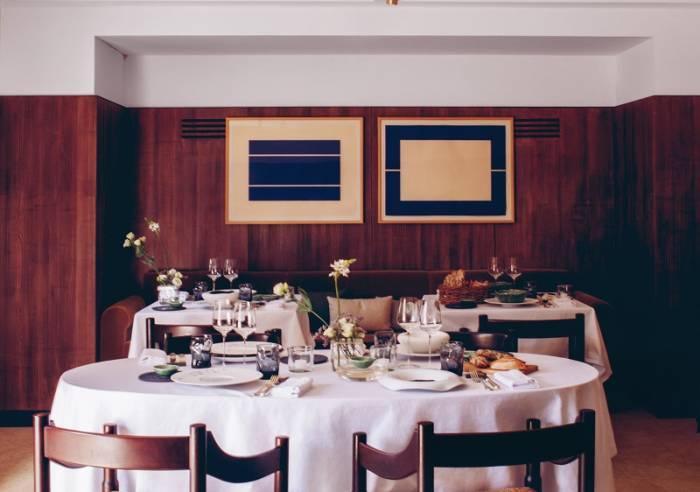 Restaurant La Madeleine - Hôtel Crillon le Brave