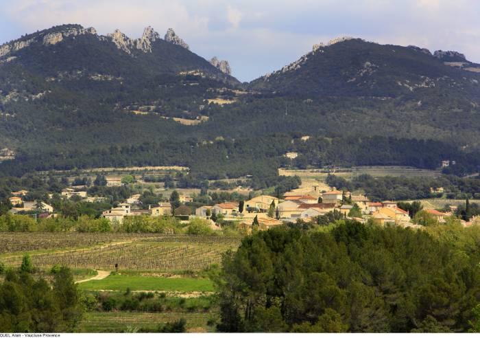 Circuit pédestre - Parcours du Vignoble de Vacqueyras