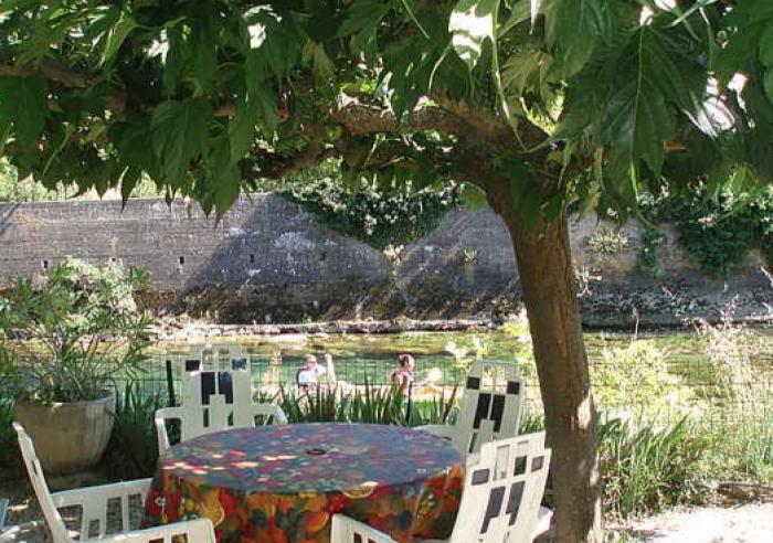 Moulin de l'Aqueduc Le Chardonneret