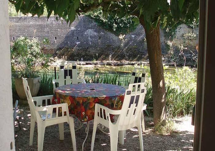 Moulin de l'Aqueduc Le Cincle