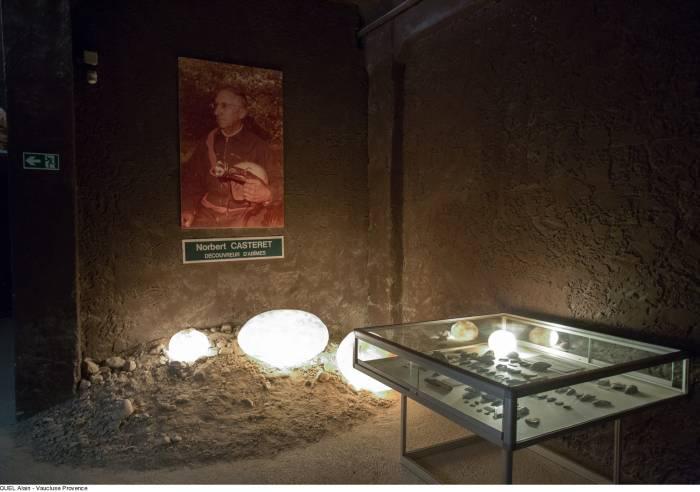 Musée du Monde Souterrain Collection Norbert Casteret