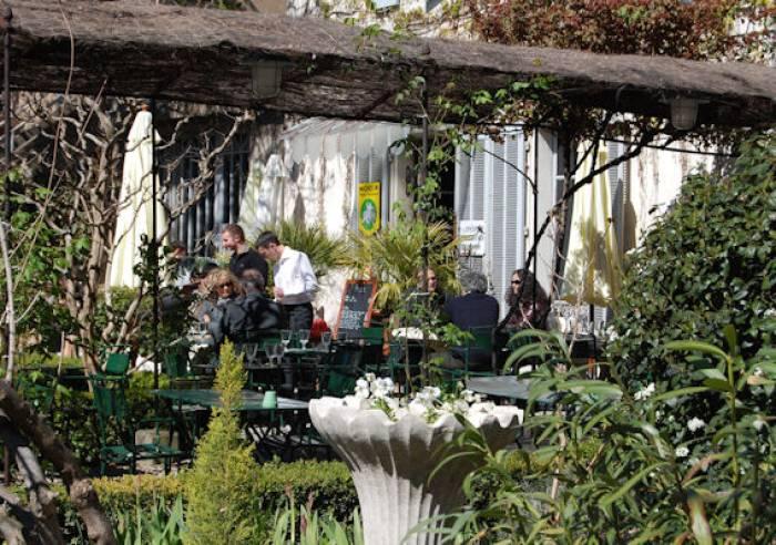 Le jardin du quai restaurant l 39 isle sur la sorgue for Le jardin haguenau restaurant