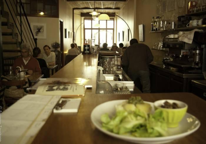 L 39 ami voyage restaurant avignon restaurant for Restaurant poisson salon de provence