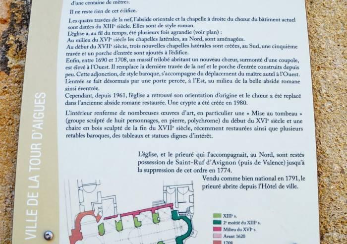 La Tour d'Aigues