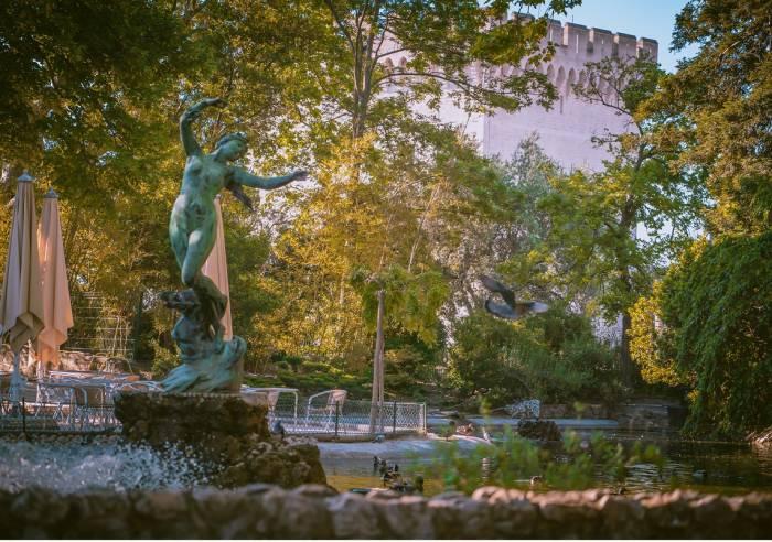 Le Jardin des Doms