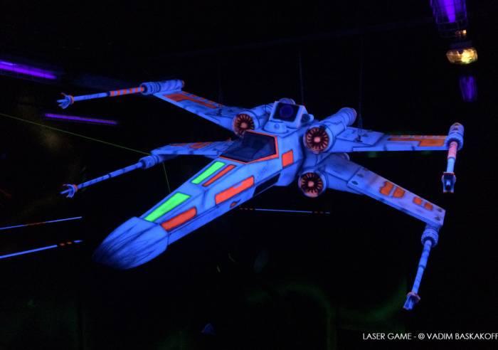 Laser  Concept
