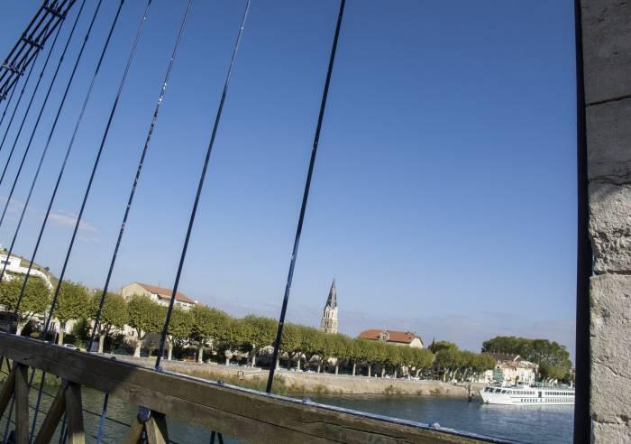 La ViaRhôna de Vienne en Avignon à vélo