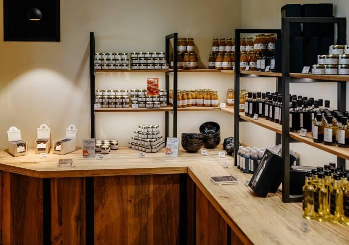 Boutique de la fabrique et Institut de la truffe Plantin
